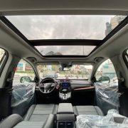 Không gian nội thất Honda CR-V