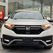 Phần đầu xe Honda CR-V 2020