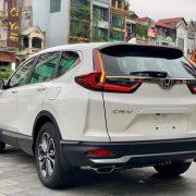 Phần đuôi xe CR-V 2020 mới