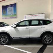Thân xe Honda CR-V 2020 lắp ráp